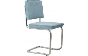Chair Ridge Kink Rib Blue 12A