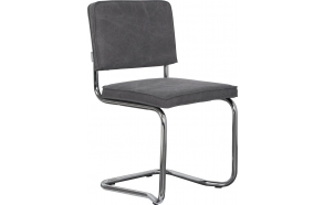 Chair Ridge Kink Vintage Mediocre Grey