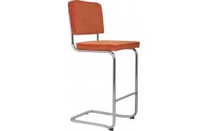 Barstool Ridge Kink Rib Orange 19A