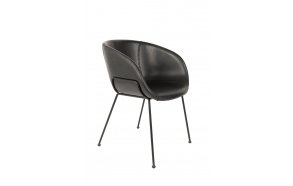 Armchair Feston Black