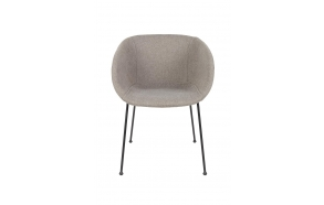 Armchair Feston Fab Grey