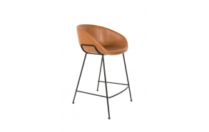 Counter Stool Feston Brown