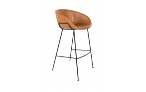 Barstool Feston Brown