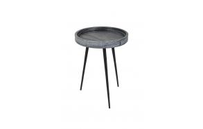 Side Table Karrara Grey