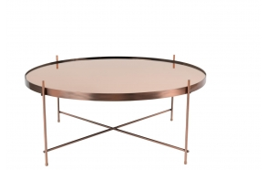 Side Table Cupid XXL Copper