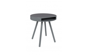 Side Table Hide And Seek Grey