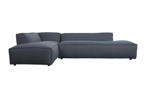 Sofa Fat Freddy Left Comfort Grey/Blue81