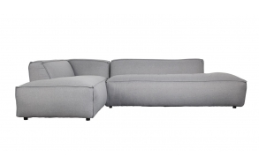 Sofa Fat Freddy Left Comfort L. Grey 91