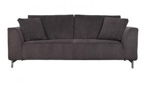 Sofa Dragon 3-Seater Rib Grey