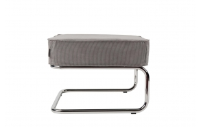 Hocker Ridge Rib Cool Grey