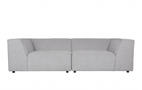 Sofa King Light Grey