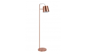 Floor Lamp Buckle Head Copper