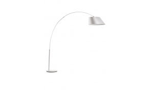 Floor Lamp Arc White