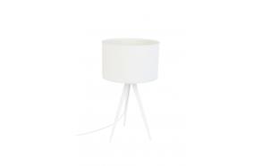 Table Lamp Tripod White
