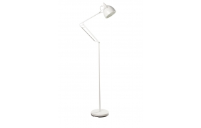 Floor Lamp Reader Matt White