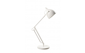 Desk Lamp Reader Matt White
