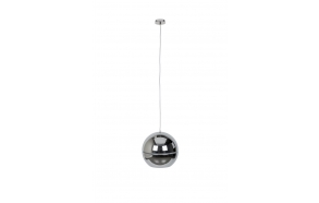 Pendant Lamp Retro '70 Chrome R40