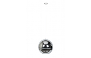 Pendant Lamp Retro '70 Chrome R50