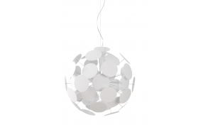 Pendant Lamp Plenty Work White