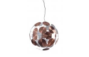 Pendant Lamp Plenty Work Copper