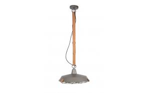 Pendant Lamp Dek 40 Grey