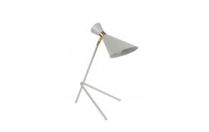 Table Lamp Shady Grey