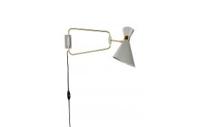 Wall Lamp Shady Grey