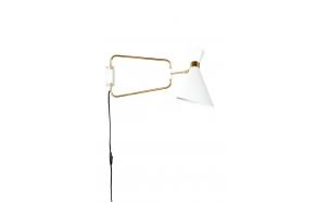 Wall Lamp Shady White