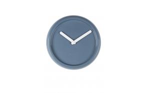 Clock Ceramic Time Blue