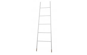 Ladder Rack White