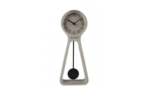 Clock Pendulum Time Concrete