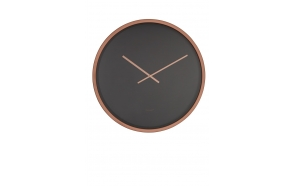 Clock Time Bandit Black/Copper