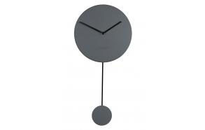 Clock Minimal Grey