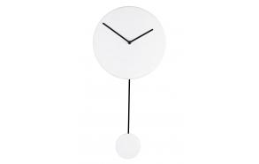 Clock Minimal White