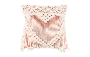 Pillow Saar Ivory Pink