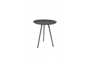 Side Table Frost Charcoal