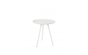 Side Table Frost White