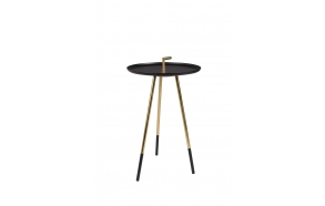 Side Table Rumbi Black