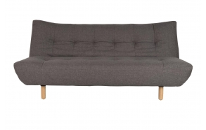 Sofa Bed Nyaman Dark Grey