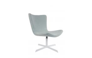 Lounge Chair Kjell Light Blue