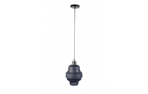 Pendant Lamp Rose Anthracite