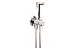 süvistatav bidee/käsidušikomplekt külma vee kraani ja 120 cm dušivoolikuga