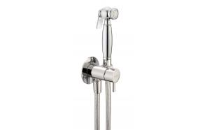 retro süvistatav bidee/käsidušikomplekt külma vee kraani ja 120 cm dušivoolikuga