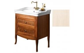 RETRO vanity unit 73x80x46,5 cm, antique white, basin not included