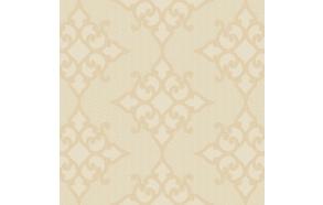 Decadence Crepe Moroccan Medallion Cream/Off-White