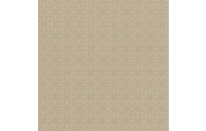 Decadence Mini Moroccan Geometric Cream/Gold