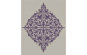 Decadence Classical Motif Purple