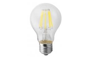 LED bulb Filament 9W, E27, 230V, day white, 1100Lm (4000-5000K)