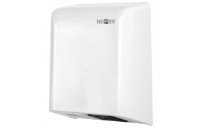 Electric Hand Dryer, 2050W, white with sensor