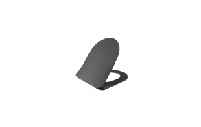 mat anthracite soft close seat, for models FE320, FE321